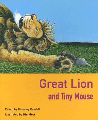 Pmbm Great Lion and Tiny Mouse Is