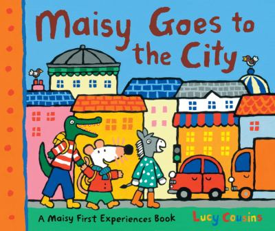 Maisy Goes to the City