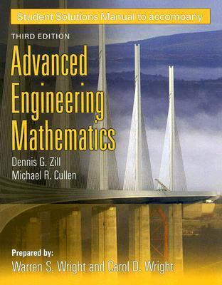 Student Solutions Manual to accompany Advanced Engineering Mathematics, Third Edition