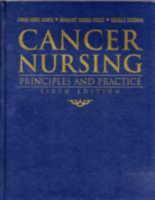 Cancer Nursing Principles And Practice