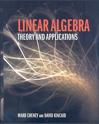 Linear Algebra Theory and Applications
