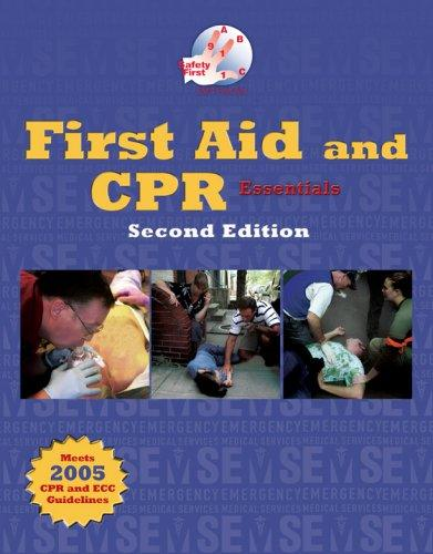 First Aid and CPR Essentials 2e