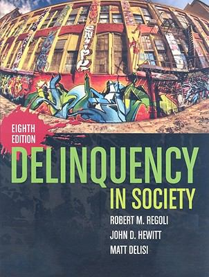 Delinquency in Society