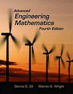 Advanced Engineering Mathematics, Fourth Edition