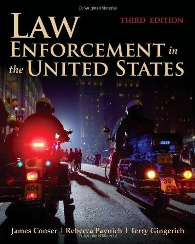 Law Enforcement In The United States