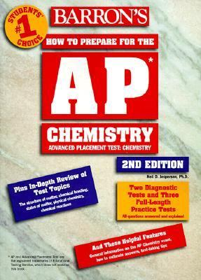 Barron's How to Prepare F/ap Chemistry