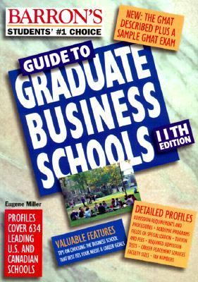 Barron's Guide to Graduate Business Schools