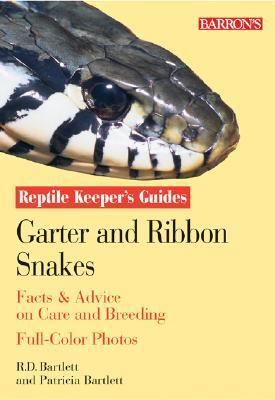 Garter and Ribbon Snakes Facts & Advice on Care and Breeding