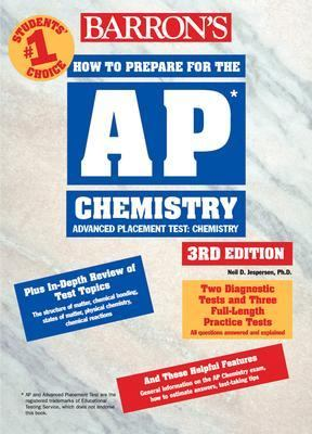 Barron's How to Prepare for the Ap Chemistry Advanced Placement Examination Advanced Placement Examination