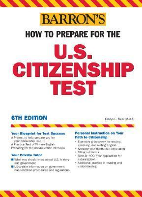 Barron's How to Prepare for the U.S. Citizenship Test
