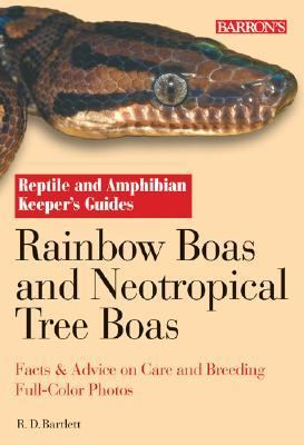 Rainbow Boas and Neotropical Tree Boas Facts & Advice on Care and Breeding Full-Color Photos
