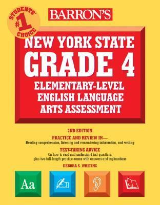 Barron's New York State Grade 4 Elementary-level English Language Arts Assessment