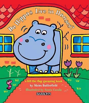 Animal Flappers - Do Hippos Live in Houses