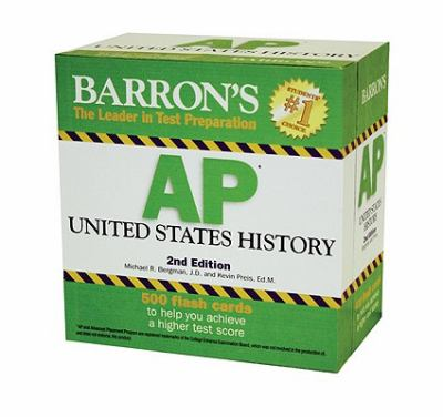 Barron's AP United States History : 500 Flash Cards