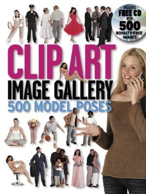 Clip Art Image Gallery 500 Model Poses