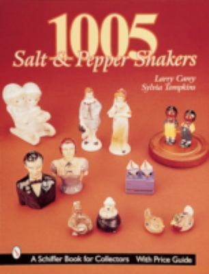 1005 Salt & Pepper Shakers
