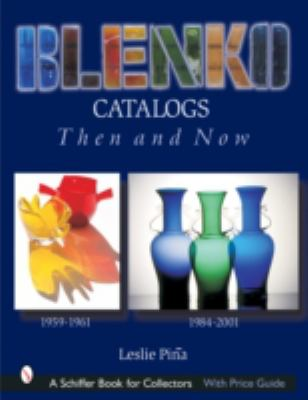 Blenko Catalogs Then and Now