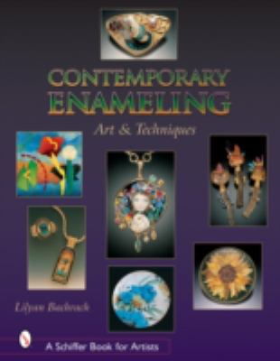 Contemporary Enameling Art And Technique