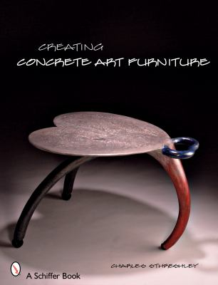 Creating Concrete Art Furniture