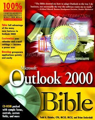 Microsoft Outlook 2000 Bible
