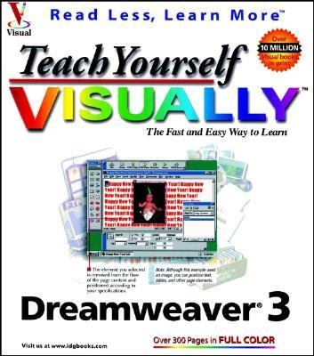 Teach Yourself Visually Dreamweaver 3