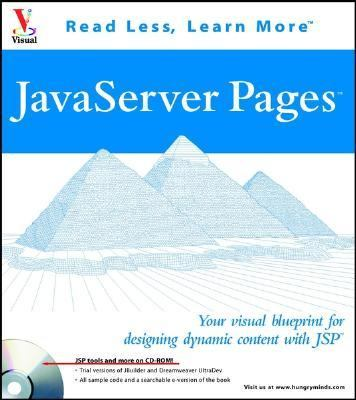Javaserver Pages Your Visual Blueprint for Designing Dynamic Content With Jsp