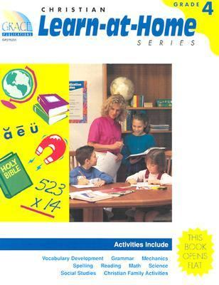 Christian Learn-at-Home Grade 4