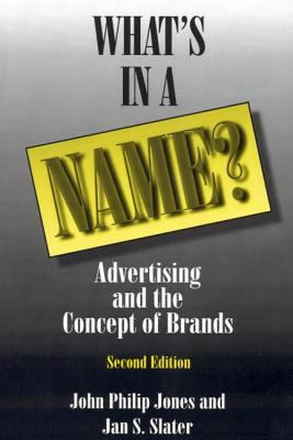 What's in a Name? Advertising and the Concept of Brands