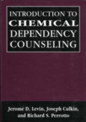 Introduction to Chemical Dependency Counseling