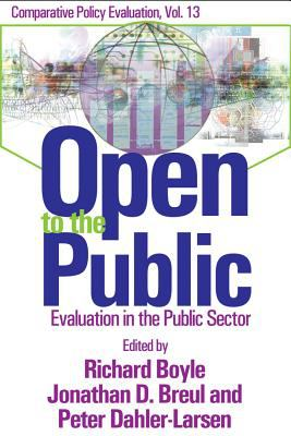 Open to the Public Evaluation in the Public Sector