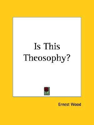 Is This Theosophy?, 1936