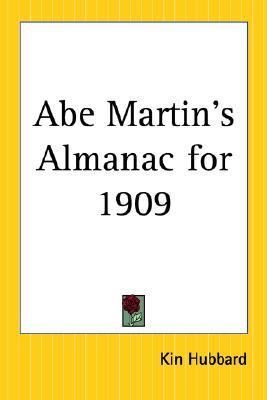 Abe Martin's Almanac for 1909