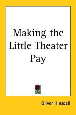 Making The Little Theater Pay