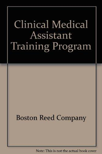 Clinical Medical Assistant Training Program