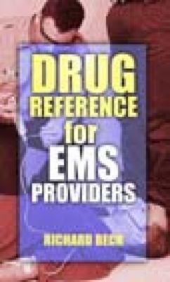 Drug Reference for Ems Providers