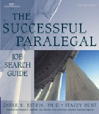 Successful Paralegal Job Search Guide Job Search Guide