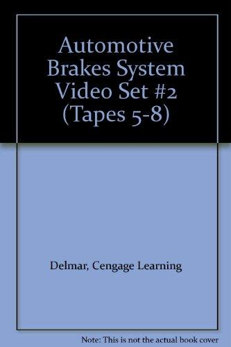 Automotive Brakes System Video Set #2 (Tapes 5-8)