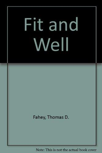 Study Guide CD- Rom for Fit & Well