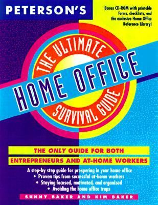 Peterson's the Ultimate Home Office Survival Guide