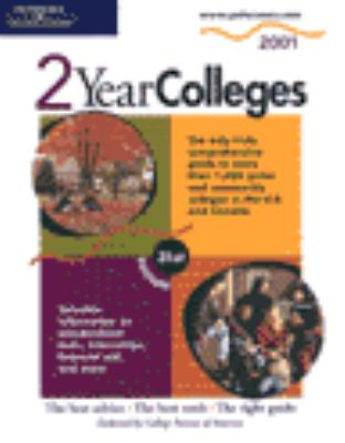 2 Year Colleges 2001
