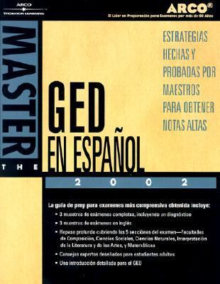 Master the Ged En Espanol-2002
