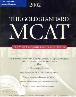 Peterson's Gold Standard McAt 2002