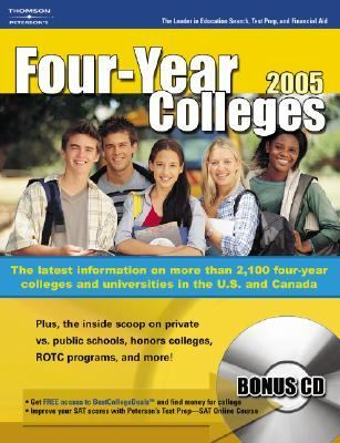 Peterson's Four-Year Colleges 2005