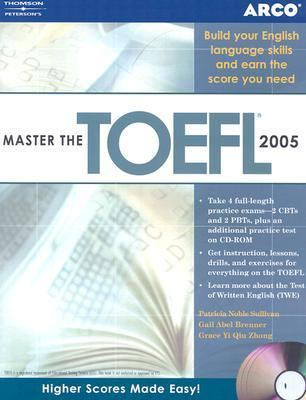 Arco Master the Toefl 2005