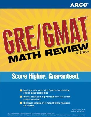 ARCO GRE/GMAT Math Review