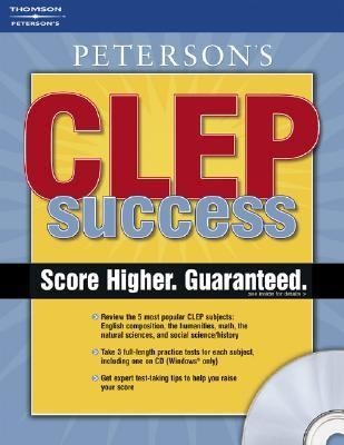 Peterson's Clep Success 2006