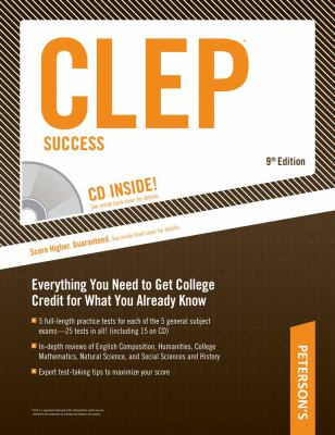 Clep Success 2008