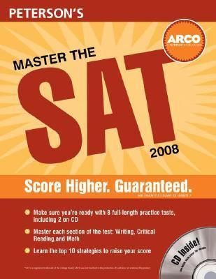 Master the Sat 2008