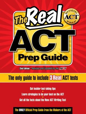 The Real ACT Prep Guide