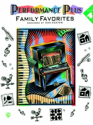 Performance Plus - Family Favorites Book 4
